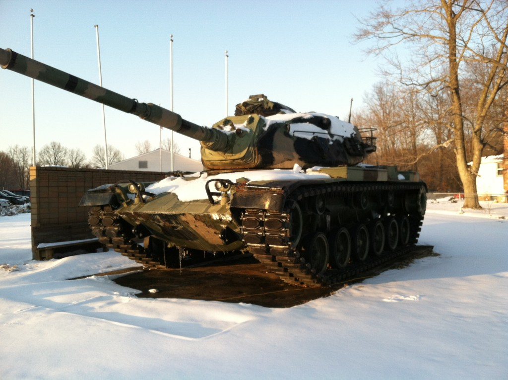 M60A3 Patton Main Battle Tank